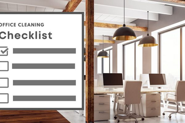 The Cleaning Checklist For Your Office