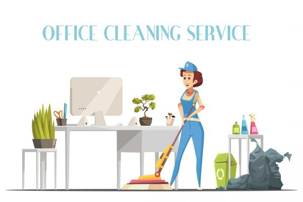 Top-Most Effective Ways to Clean Your Office