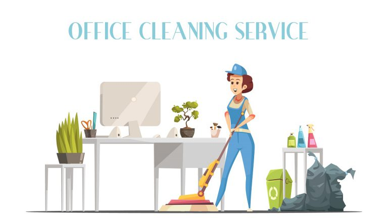 Effective Ways to Clean Your Office
