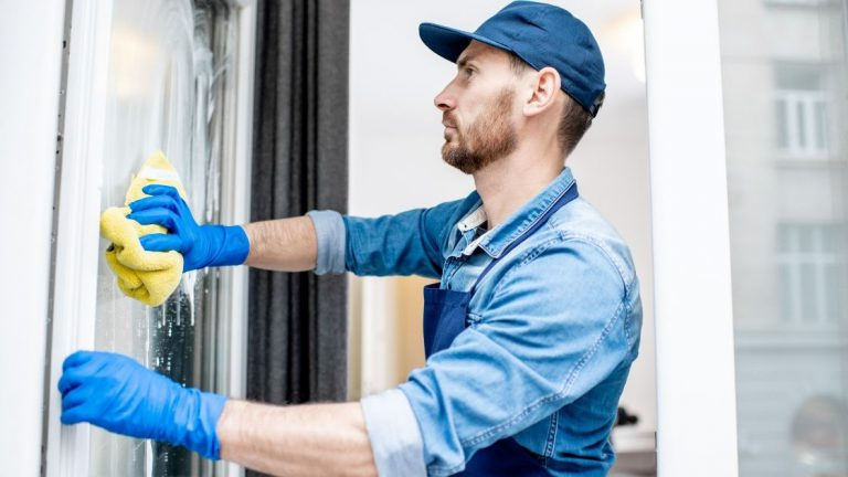 Hire Professionals for Window Cleaning