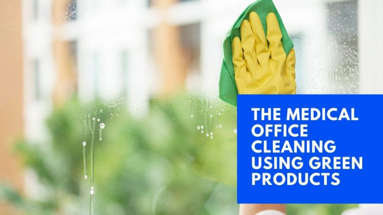 Advantages of green cleaning