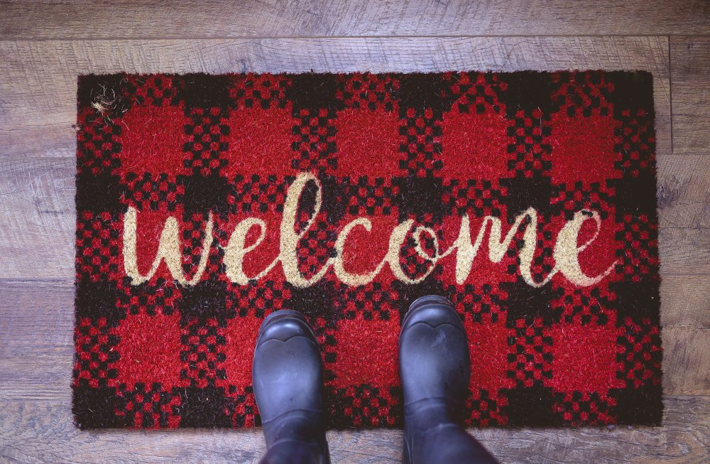 Entrance Mats: The Different Material Used