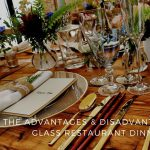 Glass Restaurant Dinnerware