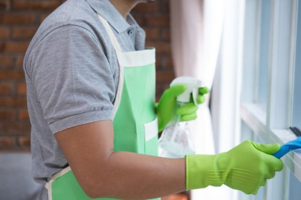 Green Cleaning: Safeguard your Health